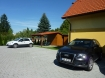 Penzion Babeta - Třeboň - parkovistě