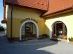 Penzion Babeta - Třeboň - vchod