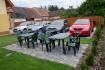Penzion Babeta - venkovní sezení