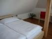 Podkrovní apartmán - manželská postel