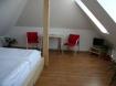 Podkrovní apartmán - posezení
