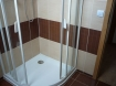 Dvoulůžkový pokoj - sprchový kout