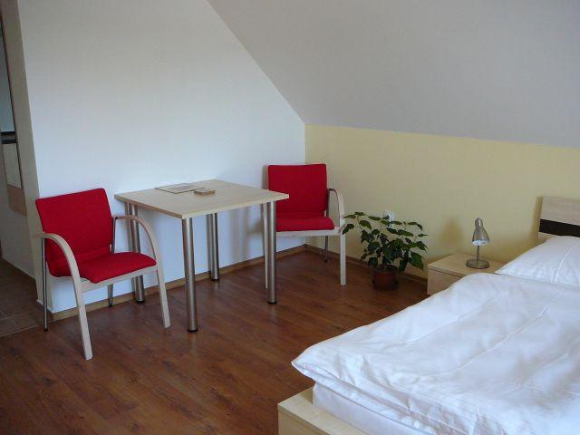 Penzion Babeta - dvoulůžkový pokoj