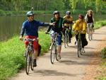 Třeboň - cyklistika
